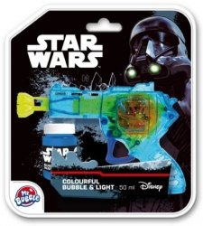 -My Bubble bańki mydlane pistolet Star Wars 50ml
