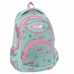 Plecak szkolny Flamingi