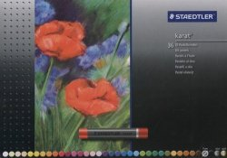 Pastele olejne KARAT 11mm 36 kolorów