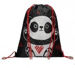 Worek na obuwie premium Panda