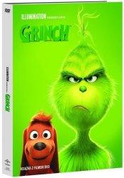 Grinch DVD + booklet