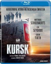 Kursk Blu Ray/ Kino Świat
