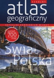 Szkolny atlas geograficzny 2019