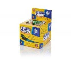 Ergonomiczna nakładka na ołówek Candy 48 sztuk