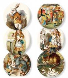 Magnes ozdobny Alice in Wonderland