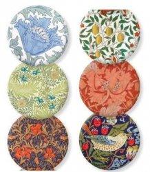 Lusterko ozdobne William Morris Arts & Crafts