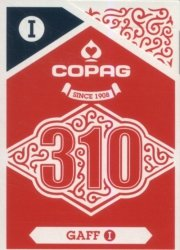 Karty do sztuczek magicznych COPAG 310 GAFF