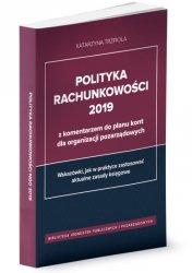 Polityka rachunkowości 2019