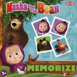 Masza i Niedźwiedź Memorize