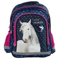 Plecak Konie 17