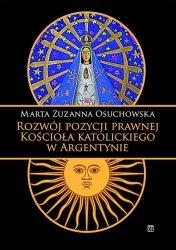 Rozwój pozycji prawnej Kościoła katolickiego w Argentynie