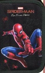 Piórnik z wyposażeniem jednokomorowy Spider-Man 13