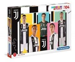 Puzzle Supercolor Juventus 104