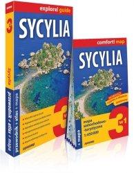 Sycylia 3w1 przewodnik + atlas + mapa