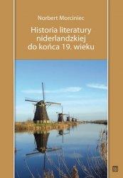 Historia literatury niderlandzkiej do końca 19 wieku