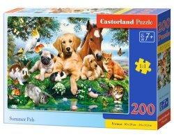Puzzle Summer Pals 200