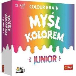 Colour Brain Junior Myśl kolorem