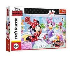 Puzzle Minnie Dzień z przyjaciółką 160