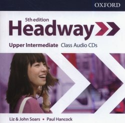 Headway 5E Upper-Intermediate Class Audio CDs