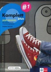 Komplett plus 1 Książka ćwiczeń + DVD + CD