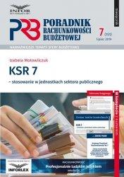 KSR 7- stosowanie w jednostkach sektora publicznego