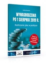 Wynagrodzenia 2019 po 1 sierpnia 2019 r.
