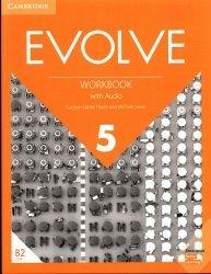 Evolve 5 Workbook with Audio
