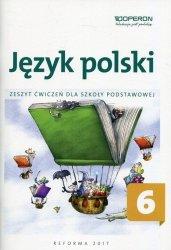 Język polski 6 Zeszyt ćwiczeń