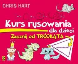 Kurs rysowania dla dzieci Zacznij od trójkąta