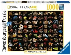 Puzzle 1000 99 Amazing Animals