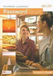 Password Reset A2+/B1 Student's Book