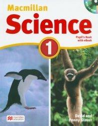 Science 1 Pupil's Book +CD +Ebook