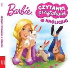 Barbie Czytanki przytulanki Króliczki