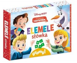 Disney uczy Elmele słówka