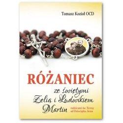 Różaniec ze świętymi Zelią i Ludwikiem Martin