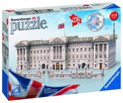 Puzzle 3D Buckingham Palace 216 elementów
