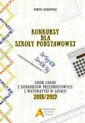 Konkursy matematyczne dla szkoły podstawowej edycja 2018/2019
