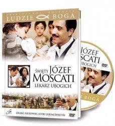 Święty Józef Moscati Lekarz ubogich seria Ludzie Boga