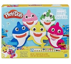 Play-Doh Baby Shark Set