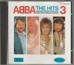 ABBA The Hits 3 CD