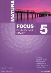 Matura Focus 5 Student's Book + CD
