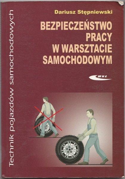 Bezpieczeństwo pracy w warsztacie samochodowym