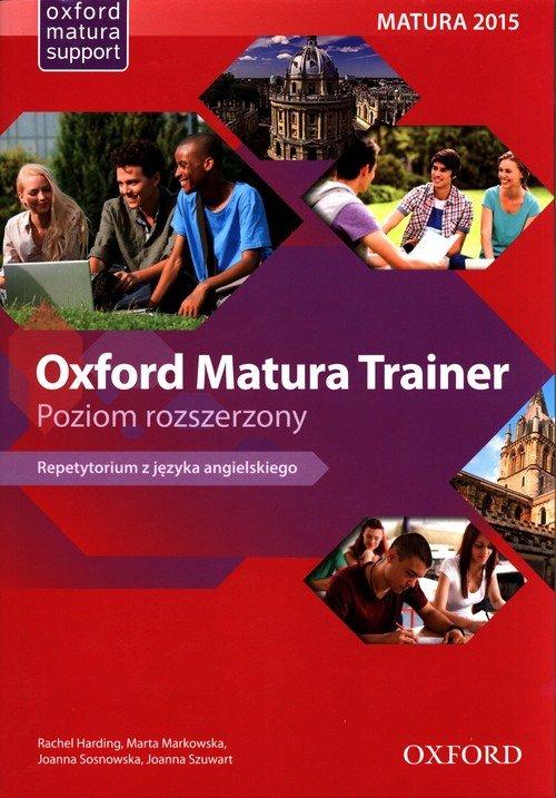 Oxford Matura Trainer Repetytorium Poziom rozszerzony + Online Practice