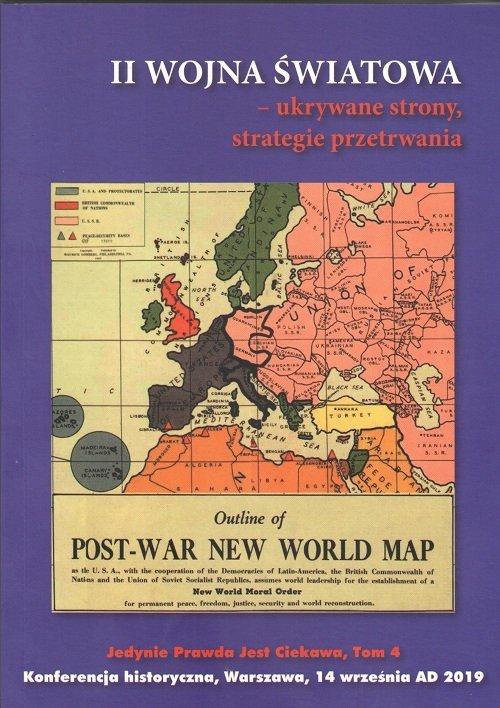 II wojna światowa ukrywane strony strategie przetrwania