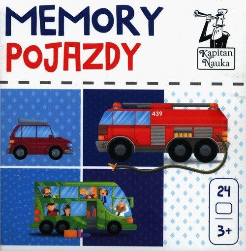 Kapitan Nauka memory Pojazdy