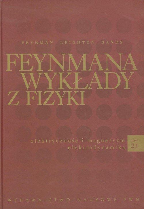 Feynmana wykłady z fizyki Tom 2 część 1
