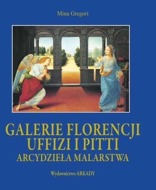 Galerie Florencji Uffizi i Pitti etui