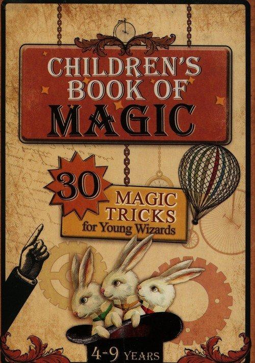 Childrens book of magic