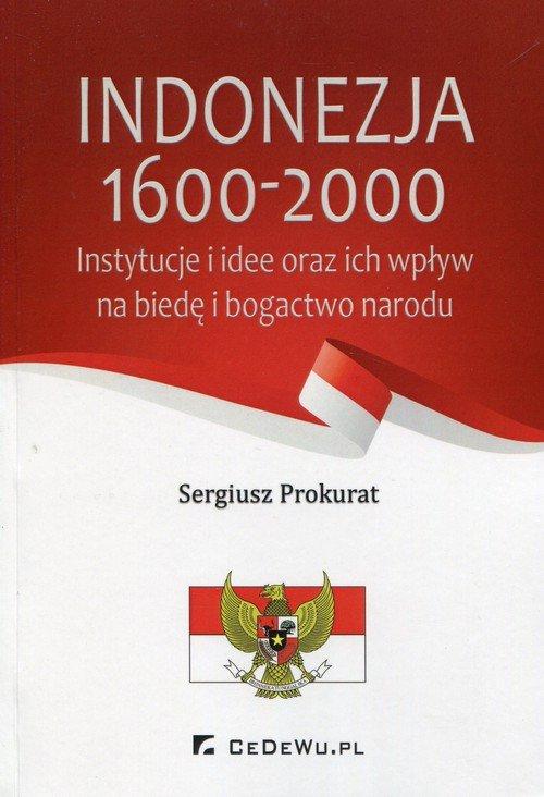 Indonezja 1600-2000