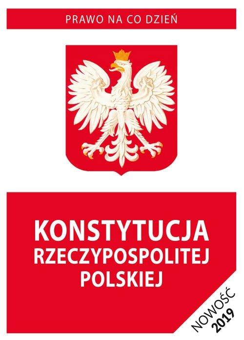 Konstytucja Rzeczypospolitej Polskiej 2019
